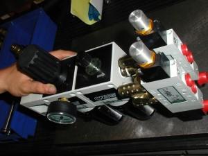 CMT dual valve pack