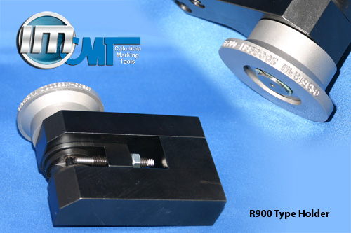 CNC Roll Marking Attachment with Solid Die